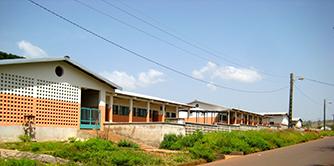 Ouverture de l'unité OPH de Boké