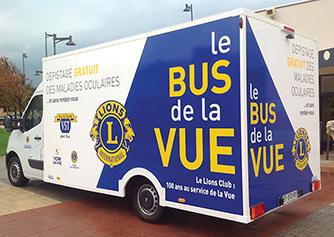 Ouverture de l'unité ophtalmologique de Pobè, lancement du Bus de la Vue pour dépistage en région Paca