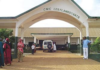Ouverture de l'unité OPH de Conakry (Guinée)