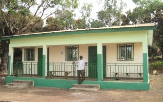 ouverture de l'unité ophtalmologique de Dabola, ouverture de l'unité ophtalmologique de Fria, ouverture du centre optique de Boké