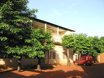 Ouverture de l'unité OPH de Kankan (Guinée)