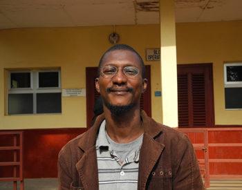 Dr Abass KEITA, représentant légal de Voir La Vie en Guinée