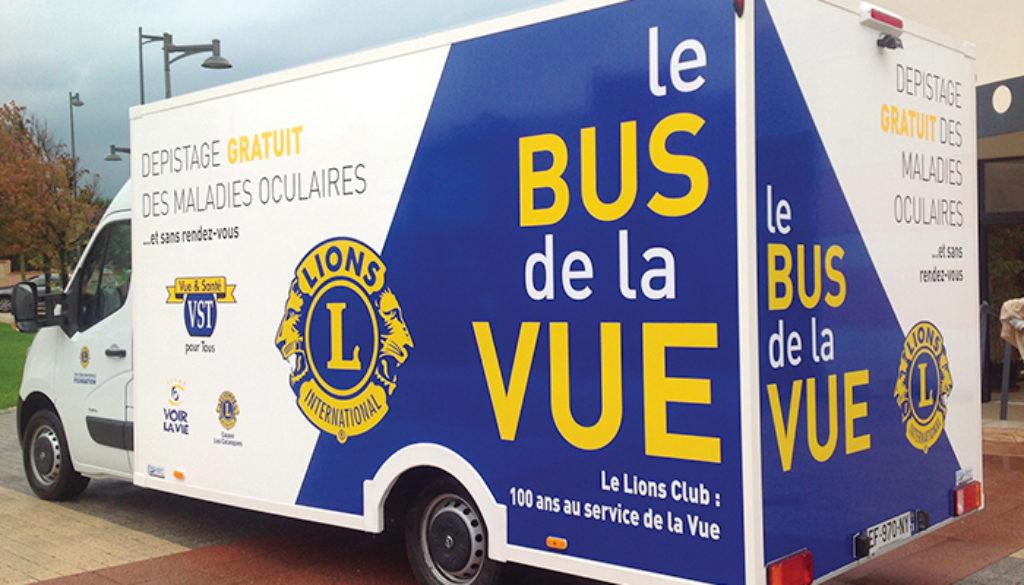 Bus de la VUE