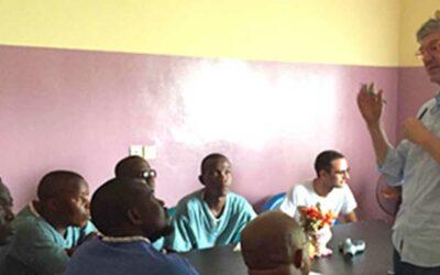Un challenge en Guinée