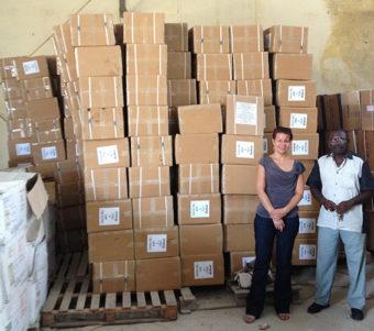 Création de la campagne Phacokit en Afrique de l'Ouest