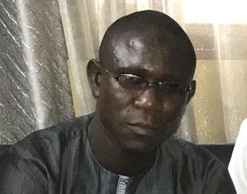 Mansour SAW, représentant légal de Voir la Vie au Sénégal