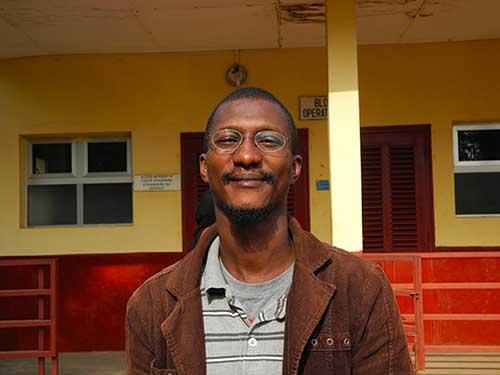 Dr Abass KEITA